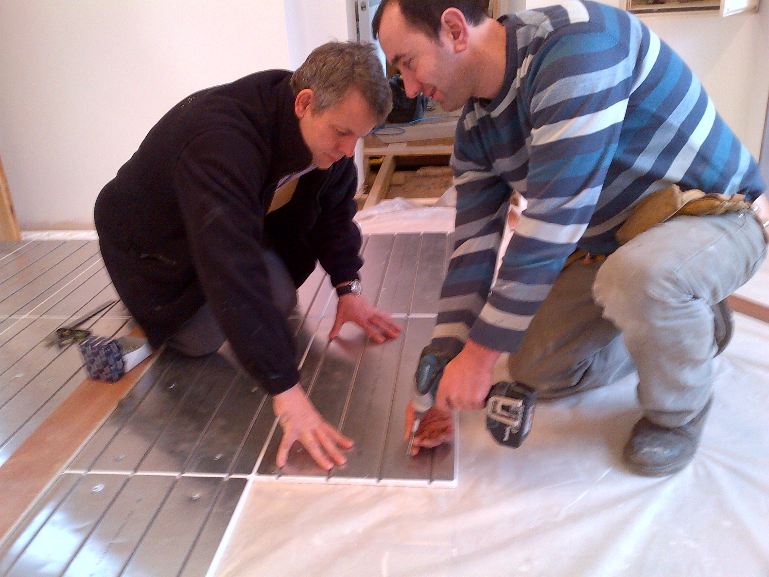 Electric Underfloor Heating Water Underfloor Heating Under Floor